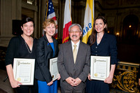 Women's History MOnth Celebration with SF Mayor Ed Lee